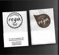 2 Tovagliolini Da Caffè - Antica Pasticceria Rega - Tovaglioli Bar-caffè-ristoranti