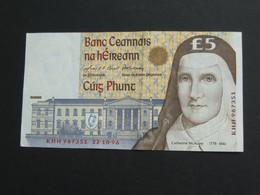 5 Five Pound  1996 - IRLANDE - The Central Bank Of Ireland   **** EN  ACHAT IMMEDIAT  **** - Ierland