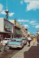 Oranjestad Aruba Netherland Antilles, Main Street Scene, C1970s Vintage Postcard - Aruba