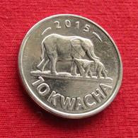 Malawi 10 Kwacha 2015 *V2 Elephant - Malawi