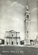 """9183 """"LENDINARA-DUOMO DI SANTA SOFIA""""-CART. POST. ORIG. SPED.1966 - Rovigo"""