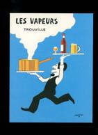 Savignac Brasserie Les Vapeurs Trouville1988 - Savignac