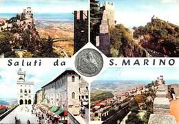 CPM - Saluti Da S. MARINO - San Marino