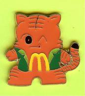 Pin's Mac Do McDonald's Chat? - 8C04 - McDonald's