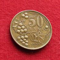Moldova 50 Bani 1997 KM# 10  Moldavia Moldavie - Moldavia