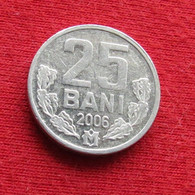 Moldova 25 Bani 2006 KM# 3  Moldavia Moldavie - Moldavia
