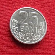 Moldova 25 Bani 2020 KM# 3  Moldavia Moldavie - Moldavia