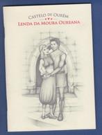 Castelo De Ourem - Lenda Da Moura Oureana - Caderno De Apontamentos - Portugal - Bücher, Zeitschriften, Comics