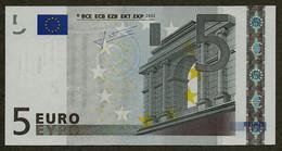 France - 5 Euro - L021 - U16559828447 - Variant A - UNC - EURO