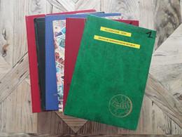Allemagne - DDR - Bayern - Bundespost - Baden - Saar - Sammlungen