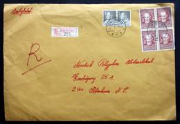 GREENLAND 1972 Letter To Denmark Søndre Strømfjord ( Lot 2019) - Cartas