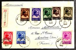 37042 - De WARNETON Pour La France - Briefe U. Dokumente