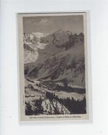 DEP. 74 VALLEE ET GLACIER DE BIONNASSAY L'AIGUILLE DU GOUTER ET LE MONT-BLANC N°219 - Saint-Gervais-les-Bains