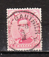 138  Emission De 1915 - Bonne Valeur - Oblit. Centrale Relais MONT-GAUTHIER - LOOK!!!! - 1915-1920 Albert I