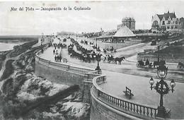 Argentine - MAR DEL PLATA - Inauguracion De La Explanada - Inauguration De L'Esplanade - - Argentina