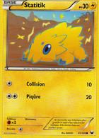 Carte Pokemon 41/108 Statitik 30pv 2012 - Pokemon