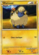 Carte Pokemon 63/95 Wattouat 40pv 2011 - Pokemon