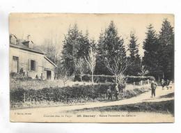88 - Excursion Dans Les Vosges - DARNEY. Maison Forestière Du Calvaire - Darney