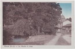 79. MAUZE. Le Moulin à Drap (1) - Mauze Sur Le Mignon