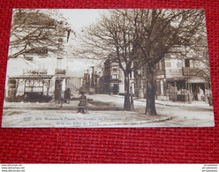 WOLUWE SAINT PIERRE -  Avenue De Tervueren Et La Rue Jules De Trooz - Woluwe-St-Pierre - St-Pieters-Woluwe