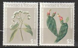 TRINIDAD & TOBAGO - N°450/1 ** (1982) Conférence Pharmaceutique - Plantas Medicinales