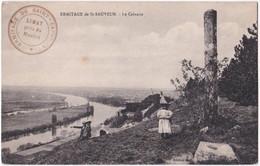 78. LIMAY. Ermitage De St-Sauveur. Le Calvaire - Limay