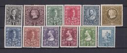 Montenegro - 1910 - Michel Nr. 74/85 - Ungebr.m.Falz/Postfrisch - Montenegro