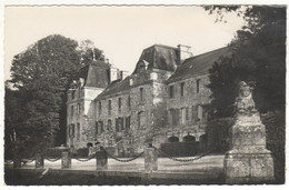 Cpsm BECHEREL Château De Caradeuc Façade Nord - Bécherel