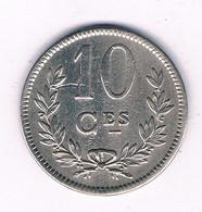 10 CENTIMES 1924 LUXEMBURG /7419/ - Lussemburgo