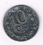 10 CENTIMES 1918 LUXEMBURG /7420/ - Lussemburgo