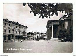 TREVISO:  PIAZZA  DUOMO  -  F.LLO  TOLTO  -  PIEGA  D' ANGOLO  -  FOTO  -  FG - Treviso