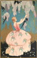 Illustrateur  Chiostri - Fantaisie - Ars Nova - Art Nouveau -Edit. Ballerini & Fratini - Série 358 - Chiostri, Carlo