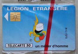 - LEGION ETRANGERE - Télécarte Neuve Dans Son Emballage Scellé - - Army