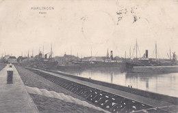 Harlingen Haven Schepen 5402 - Harlingen