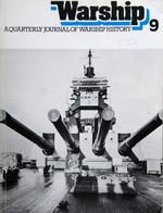 Warship N°9 - Libros