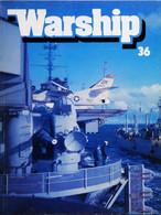 Warship N°36 - Libros