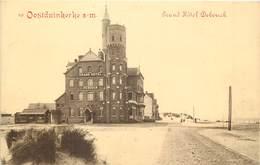 Belgique - Coxyde - Oostduinkerke-S-M - Grand Hôtel Debouck - Edit. Marcovici  N° 10 - Koksijde