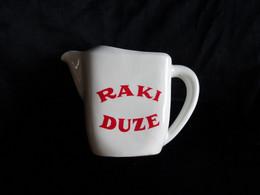 Pichet Publicitaire Raki Duze - Other