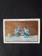 """Chromo """"liebig""""rare S 4  Enfants Bleus - Liebig"""