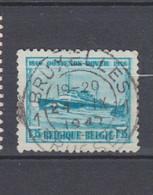 COB 725 Oblitération Centrale BRUXELLES - Used Stamps