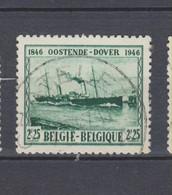 COB 726 Oblitération Centrale CHATELET - Used Stamps