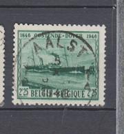 COB 726 Oblitération Centrale AALST - Used Stamps