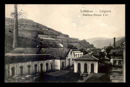 68 - LIEPVRE - LEBERAU - FABRIQUE DIETSCH & CIE - VOIR ETAT - Lièpvre