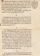 1814 Hannover,Versorgung Durchziehender Fremder Truppen In 8 Punkten Mit Musterquittung - Historical Documents