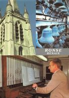 Belgium Beiaard St Hermestoren CLocher St Hermes Carillon Postcard - Bélgica