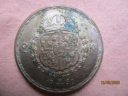 Sweden: 2 Kronor 1950 - Suecia