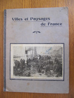 CAHIER DE CHANSONS ILLUSTRE - SOUVENIR DU 87° REGIMENT D'ARTILLERIE LOURDE - Documenti Storici