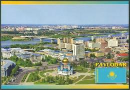 Collection Lot Of 8x Kazakhstan Almaty Karaganda - Kasachstan