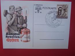 3eme REICH 1941 - Briefe U. Dokumente