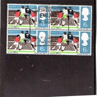 B - 1966 Gran Bretagna - World Cup - Coupe Du Monde